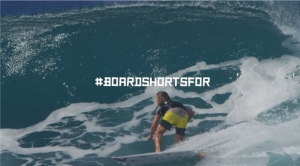 Video - Rusty #BOARDSHORTSFOR Pro Surfers